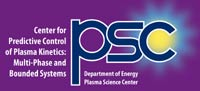 Department of Energy Plasma Science Center